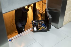 montaż windy