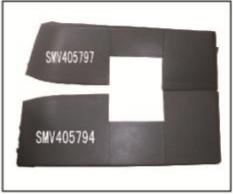 Wlot poręczy Schindler – SMV405797 / SMV405794 firma Paw-lift