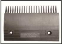 Grzebień stopnia KONE – 5130667D10 / KM5130667H01 w firmie Paw-Lift z Łodzi