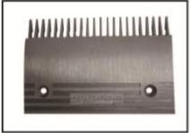 Grzebień stopnia KONE – 5130669D10 / KM5130669H01 - Paw-Lift