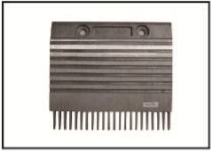 Grzebień stopnia KONE – DEE3703288 aluminiowy