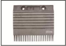 Grzebień stopnia KONE – DEE3703280 / ECO3000 Paw-Lift