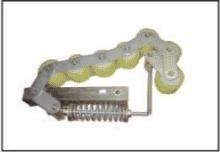 Żółty łańcuch docisku poręczy do schodów ruchomych Otis – OT-80824