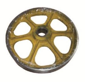 Żółte koło napędowe Otis – OT81223 5*13 Paw-Lift