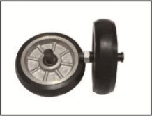 Rolki kabinowe – R6-150