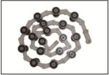 Solidny łańcuch nawrotu poręczy do schodów ruchomych Schindler – SC30064