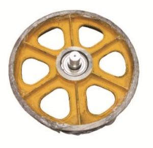 Koło napędowe Schindler – SC37933 6*10 do schodów ruchomych Paw-Lift